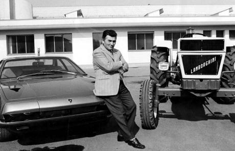 Aziende di successo – Lamborghini, il sognatore del lusso ad alta velocità