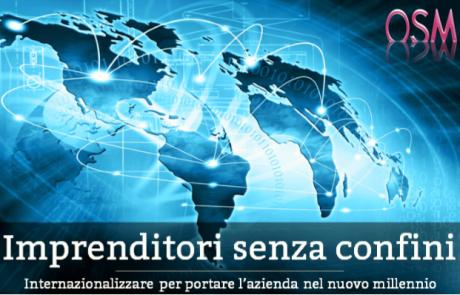 Imprenditori senza confini – Evento gratuito a Treviso