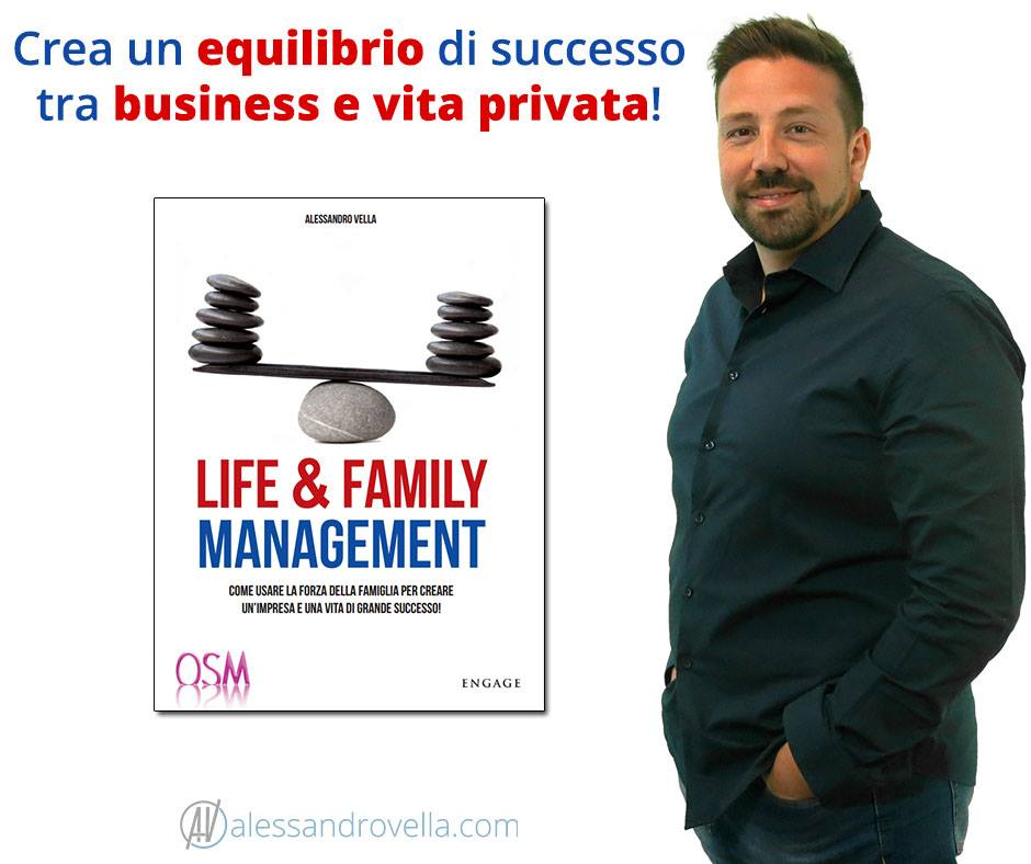 Il nuovo libro osm – life & family management