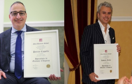 "Certificato di ""Specialista in Gestione d'imprese"" – MBS Business School"