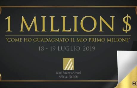 """Slide Interventi MBS Luglio 2019 Edizione speciale """"Millionaire"""""""