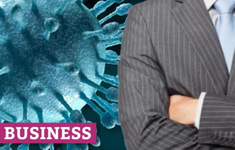 La tua azienda soffre a causa del corona virus?