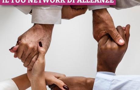 Perché creare una rete di alleanze nel business